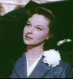 『キリマンジャロの雪』の場面より(1952年)