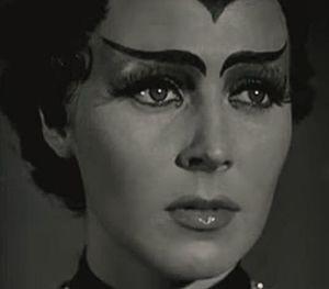 Susan Morrow - Morrow in Cat-Women of the Moon.