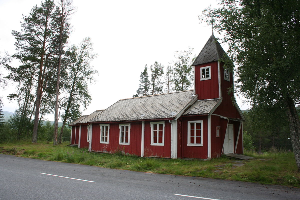 Susendal Church