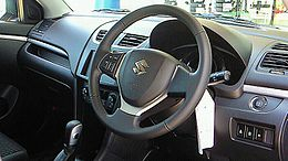 Suzuki Swift XL-DJE 4WD Interior.jpg