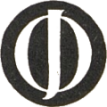 Světozor - 1932 - Logo of Jan Otto.png