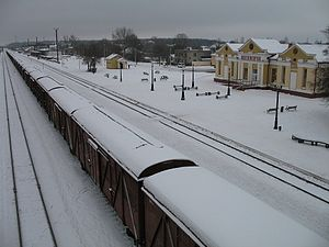Svetlahorsk railway station-BY.jpg