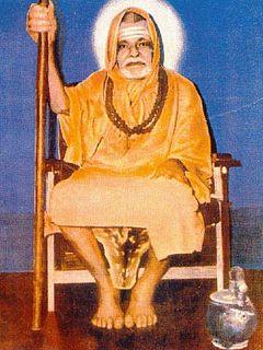 Satchidanandendra Saraswati Hindu religious leader