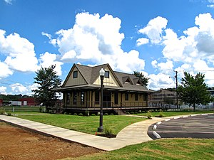 Sweetwater, Tennessee - Sweetwater Depot