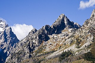 Symmetry Spire mountain in United States of America