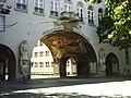 Szeged, Hősök kapuja.JPG