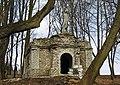 Szembek family's mausoleum, Poręba Żegoty village, Chrzanów county, Lesser Poland Voivodeship, Poland.jpg