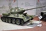T-34-85 '35' – Patriot Museum, Kubinka (26545276049).jpg