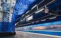 T-Centralen central underground metro station Stockholm 2016 01.jpg