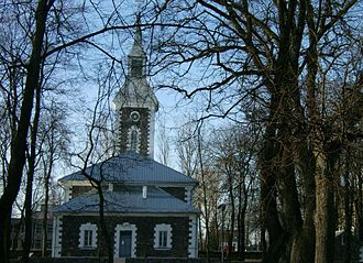 Tauragė - Tauragė Lutheran Church