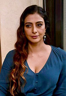 Tabu promoting Andhadhun in 2018.jpg