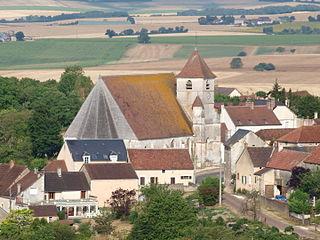 Forterre Place in Bourgogne-Franche-Comté, France
