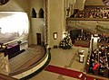 Tampere Cathedral on 20th December 2015 Christmas carols 1.jpg
