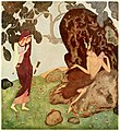 Tanglewood tales - Dulac plate facing page 168.jpg