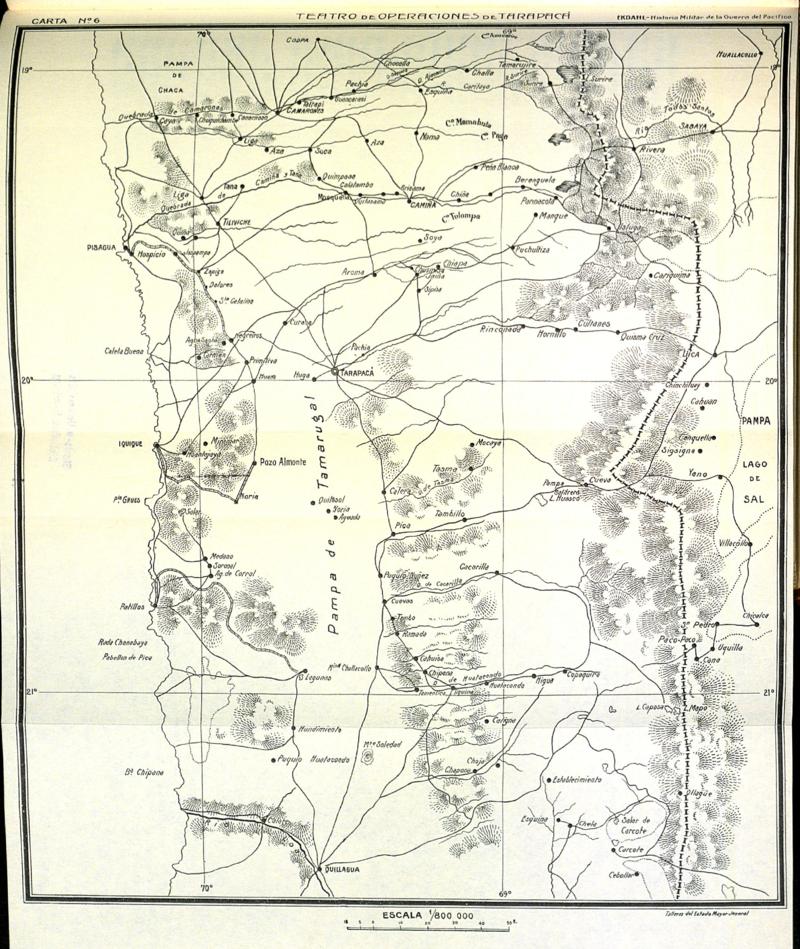 Batalla de Tarapacá - Wikipedia, la enciclopedia libre