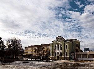 Targovishte - Image: Targovishte Main Square