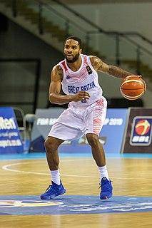 Tarik Phillip American basketball player