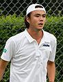 Taro Daniel 1, 2015 Wimbledon Qualifying - Diliff.jpg