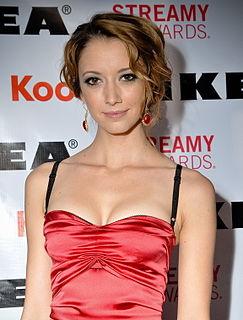 Taryn Southern American actor-singer