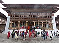 Tashichho Dzong Fortress in Thimphu during LGFC - Bhutan 2019 (47).jpg