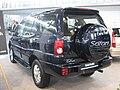 Tata Safari II rear - PSM 2009.jpg