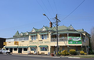 Pittsworth, Queensland Town in Queensland, Australia