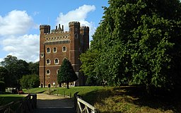 Tattershall Castle, Lincolnshire - August 2014