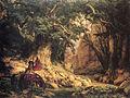 Tausendjaehrige Eiche (Lessing 1837).jpg