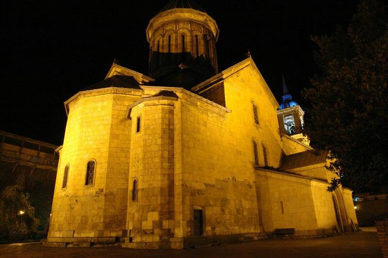 Tbilisi Sioni Cathedral(Photo by Paata Vardanashvili)