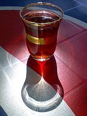 Middle eastern tea