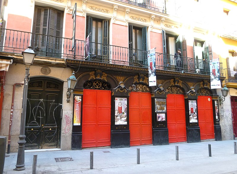 Archivo:Teatro Lara (Madrid) 01.jpg
