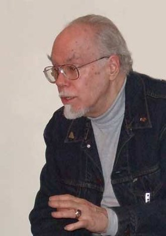 Ted White (author) - Image: Ted White 2007