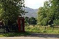 Telephone box at Struy - geograph.org.uk - 902316.jpg