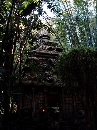 Indiana Jones Adventure - The Temple of the Forbidden Eye