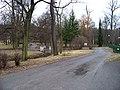 Teplice, zámecká zahrada, od Purkyňovy.jpg