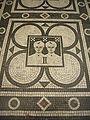 Testaccio - s M Liberatrice mosaico zodiacale Gemelli 1180503.JPG