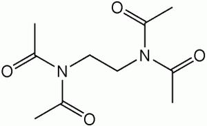 Tetraacetylethylenediamine - Image: Tetraacetylethylened iamine