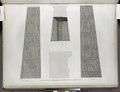 Thèbes. Karnak. Coupe, détail et bas-reliefs intérieurs de la porte du sud (NYPL b14212718-1268076).tiff