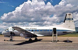 Thai Airways Flight 231 1980 aviation accident