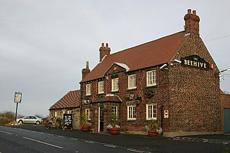 The Likely Lads (film) - The Beehive pub was used in filming.