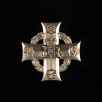 Elizabeth Cross - Image: The Elizabeth Cross MOD 45150375
