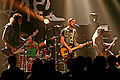 The Hunters live August 2, 2012.jpg