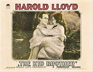 The Kid Brother - Harold and Mary