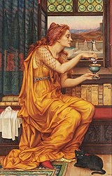 Evelyn De Morgan: The Love Potion