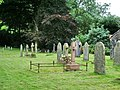 The Parish Church of St Andrew, Borrowdale, Graveyard - geograph.org.uk - 555734.jpg