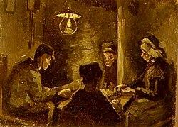 Los comedores de patatas - Wikipedia, la enciclopedia libre