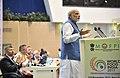 The Prime Minister, Shri Narendra Modi addressing the gathering at the inauguration ceremony of the World Food India 2017, in New Delhi on November 03, 2017 (1).jpg