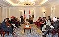The Prime Minister, Shri Narendra Modi meeting the Governor of South Carolina, Ms. Nikki Haley, in New York on September 28, 2014 (1).jpg