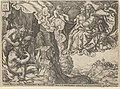 The Rich Man in Hell, Seeing Lazarus Embraced by Abraham, from The Parable of the Rich Man and Lazarus MET DP836625.jpg