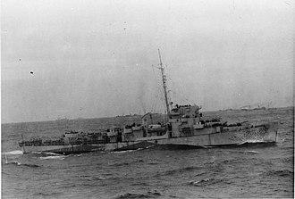 HMS Foley (K474) - HMS Foley (K474)